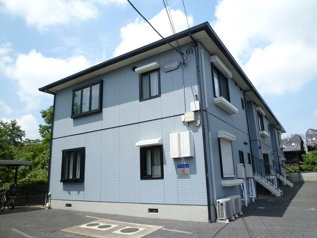 戸田市2階建アパート E様