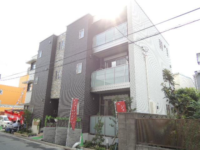 戸田市3階建マンション M様