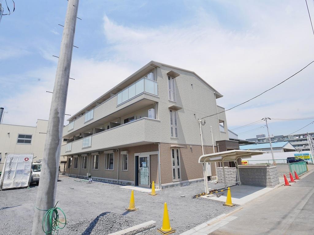 戸田市新曽 3階建アパート K様