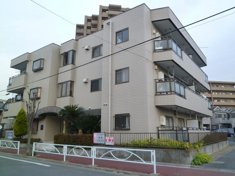 戸田市氷川町 3階建マンション K様