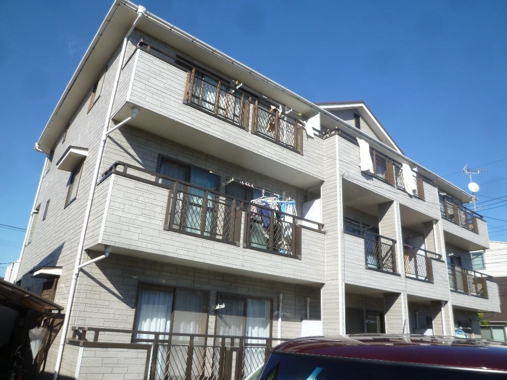戸田市新曽 3階建アパート E様