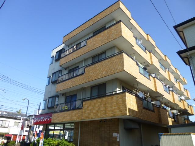 戸田市笹目南 4階建マンション H様